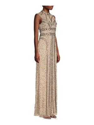Parker Black izzy embellished gown