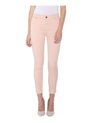 PARKER SMITH Vava Mid-Rise Crop Skinny Jeans