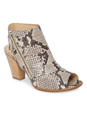 Paul Green 'cayanne' leather peep toe sandal