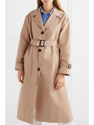 Paul & Joe cotton-gabardine trench coat