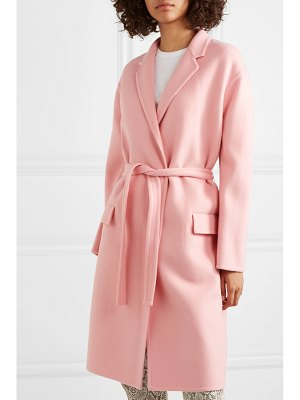 Paul & Joe martina belted wool coat