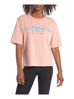 P.E NATION active duty tee