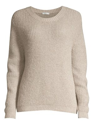 Peserico metallic ribbed knit sweater