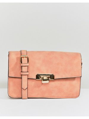 Pieces Cross Body Buckle Bag