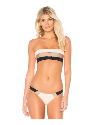 PilyQ Color Block Bandeau