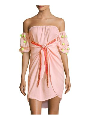 PITUSA Bali Wrap Dress
