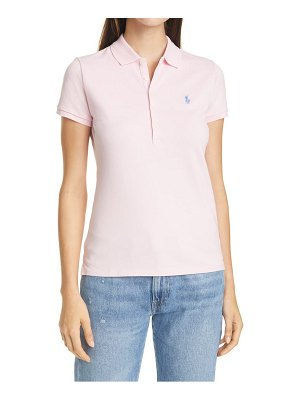 Polo Ralph Lauren julie slim fit polo shirt