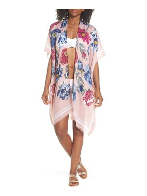 POOL TO PARTY cover-up kimono