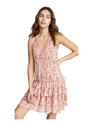 POUPETTE ST BARTH bety ruffled mini dress