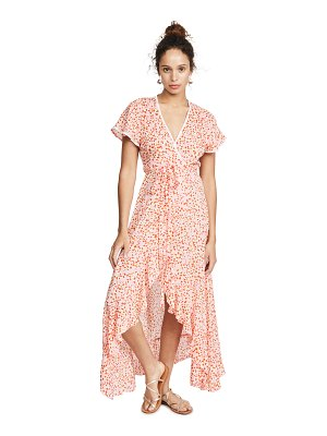 POUPETTE ST BARTH joe long dress