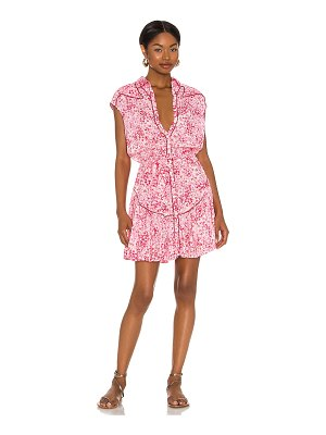 POUPETTE ST BARTH margo mini dress