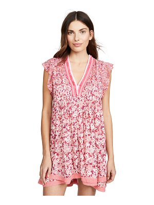 POUPETTE ST BARTH mini sasha dress