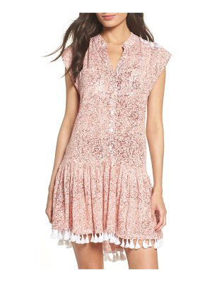 POUPETTE ST BARTH poupette st. barth elodie cover-up dress