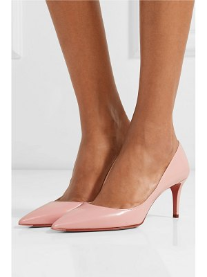 Prada leather pumps