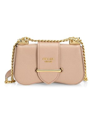 Prada sidonie leather crossbody bag