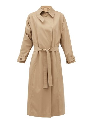 Preen By Thornton Bregazzi savannah twill trench coat