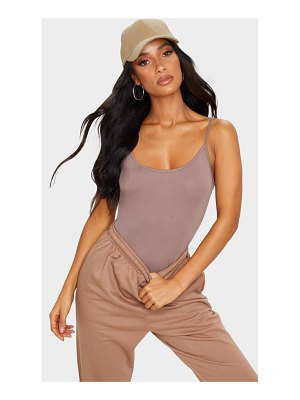 PrettyLittleThing basic bodysuit