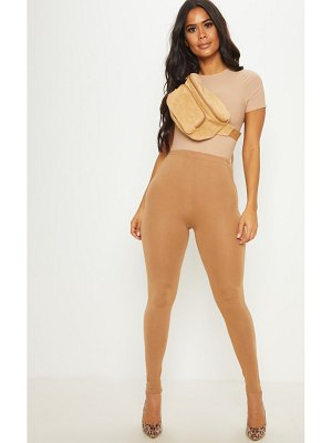 PrettyLittleThing basic jersey legging