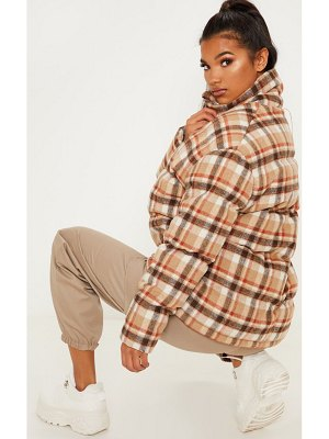 PrettyLittleThing checked puffer