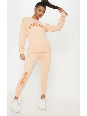 PrettyLittleThing chicago joggers