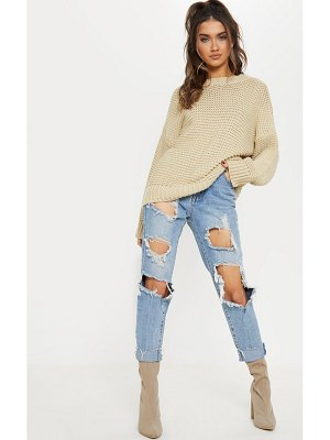 PrettyLittleThing chunky knitted sweater