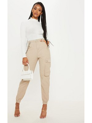 PrettyLittleThing cord cargo pants