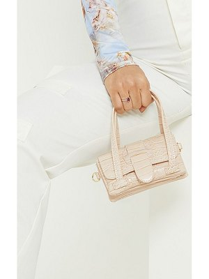 PrettyLittleThing croc extra mini bag