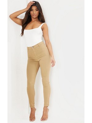PrettyLittleThing disco skinny jeans