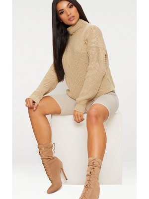 PrettyLittleThing high neck sweater
