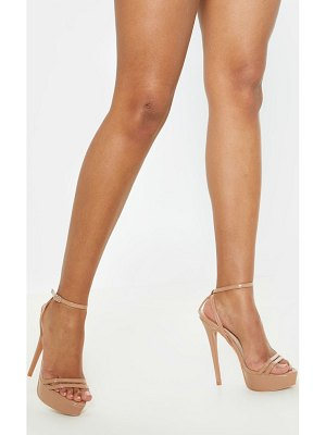 PrettyLittleThing high platform sandals