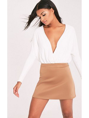 PrettyLittleThing jessica a-line mini skirt