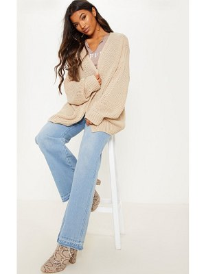 PrettyLittleThing loose knit cardigan