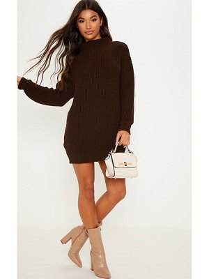PrettyLittleThing oversized knit dress