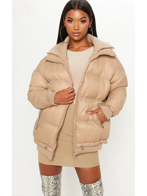 PrettyLittleThing oversized puffer