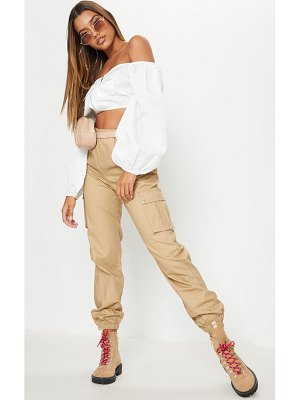 PrettyLittleThing pocket detail cargo pants