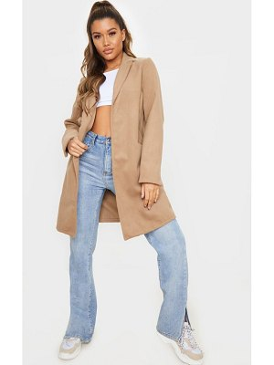 PrettyLittleThing pocket detail coat
