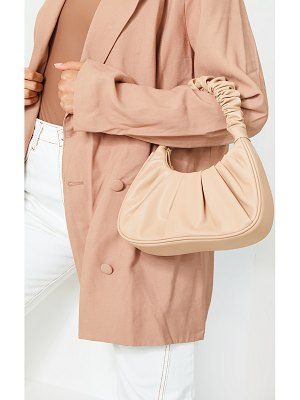 PrettyLittleThing rouched handle shoulder bag
