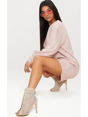 PrettyLittleThing sianna oversized sweater dress
