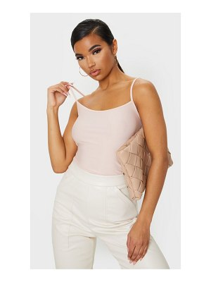 PrettyLittleThing slinky cami top