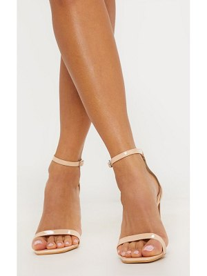e8927d74615 SIMMI Shoes Simmi London Jemima Clear Thong Detail Square Toe Heeled ...