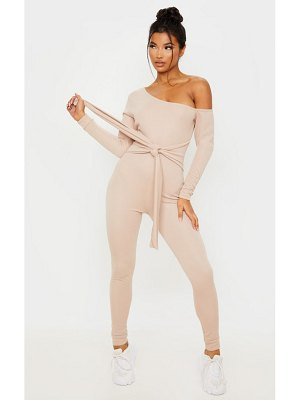 PrettyLittleThing sweat jumpsuit