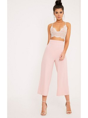 PrettyLittleThing tazmin high waisted culottes