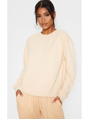 PrettyLittleThing washed ultimate sweater