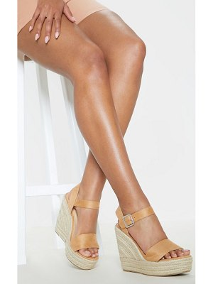 PrettyLittleThing wedge sandal
