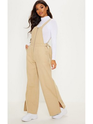 PrettyLittleThing zip through dungarees