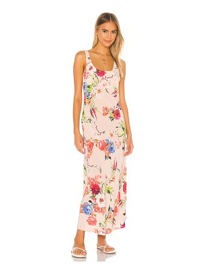 Privacy Please davina maxi dress