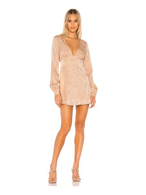 Privacy Please ella mini dress