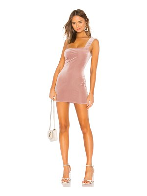 Privacy Please Erica Mini Dress