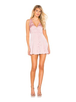 Privacy Please erika mini dress