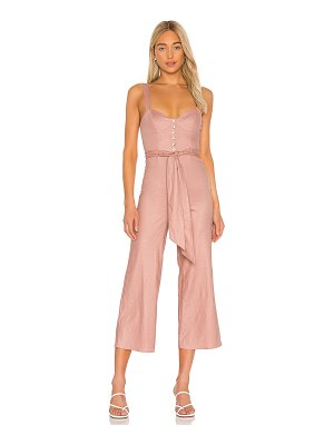Privacy Please faye jumpsuit